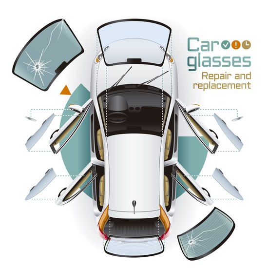 allen auto glass repair